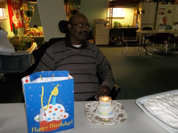 """Huff, Huff Blow wind blow!  Blow them candles out Mr. William.  Hope have a great birthday!! ""- Amy"